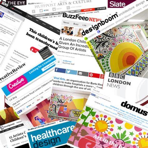 designboom vital arts full press coverage of our children s ward designs vital