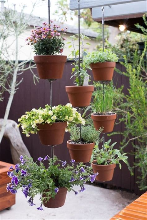 Hanging Planters Ideas by Hanging Planter Ideas Oversixty