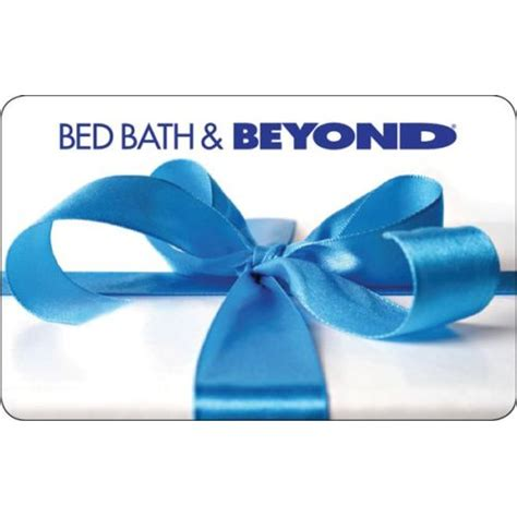 Discount Gift Cards Bed Bath And Beyond - 10 off 100 bed bath beyond gift card only 90 mybargainbuddy com