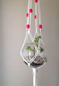 Macrame Hanger Patterns - macrame plant hanger patterns to embellish any rustic or
