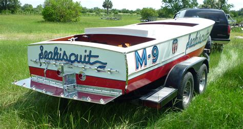 boat names starting with a seabiscuit vi m 9