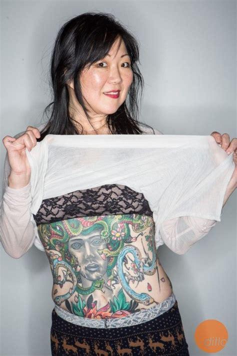 margaret cho tattoos margaret cho margaretcho tattoos