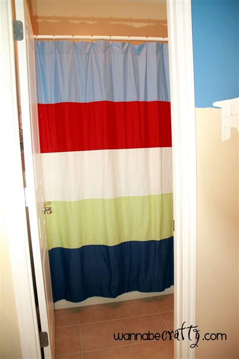 shower curtain boys bathroom for the home