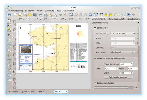 qgis layout erstellen eine ausgabe erzeugen