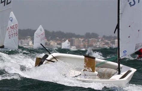 extreme dinghy boat extreme opti action nsw international optimist dinghy