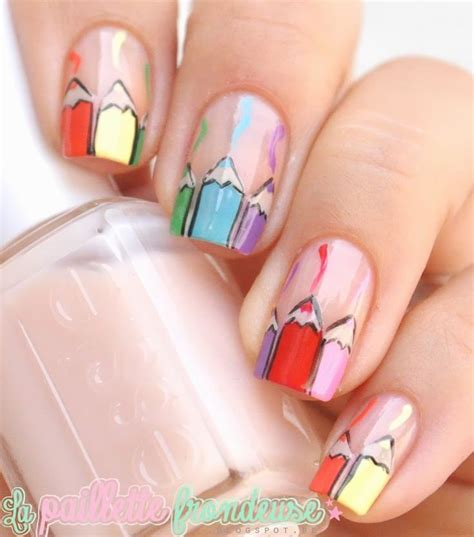 Nail Pencil1 54 best images about pencil nail on see more ideas about stiletto nail the