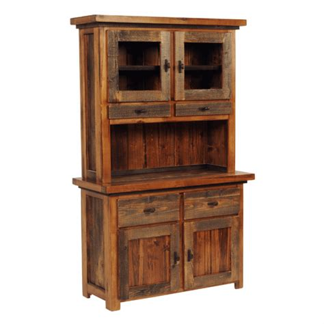 Reclaimed Wood Hutch And Buffet furniture gt dining room furniture gt hutch gt country buffet