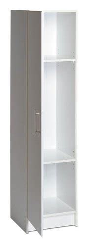 12 inch broom cabinet free standing kitchen furniture prepac elite collection
