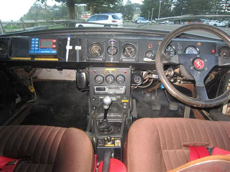 peugeot 504 interior dakar style 1974 peugeot 504 rally bring a trailer