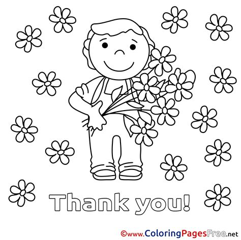 coloring pages saying thank you coloring pages that say thank you coloring pages