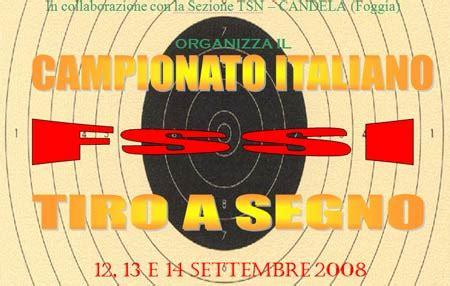 tiro a segno candela fssi federazione sport sordi italia tiro a segno
