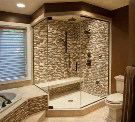 walk in bathroom ideas walk in shower with seat designs ideas home interior