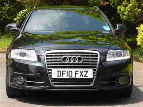audi a6 avant tdi s line special edition car for sale