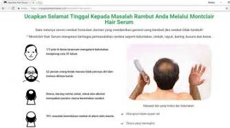 Distributor Montclair Hair Serum distributor asli montclair hair serum mengatasi