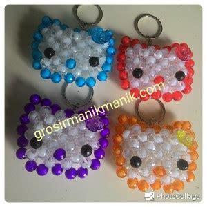 Cara Membuat Gantungan Kunci Hello Kity | cara membuat gantungan kunci hello kitty 085710408534