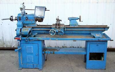 Atlas Clausing 6 Lathe Model 10100 With Accessories