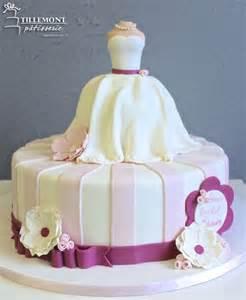 bridal shower cakes patisserie tillemont montreal