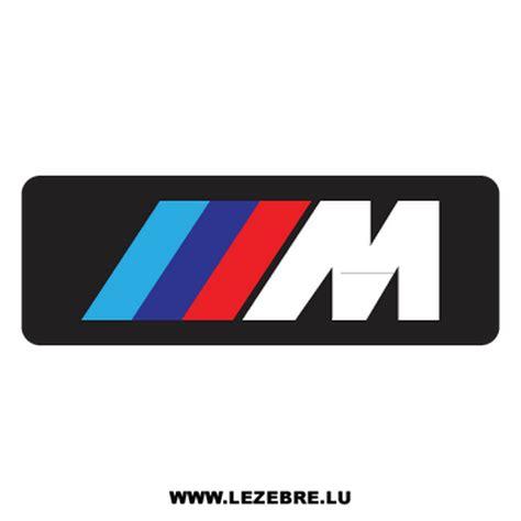 Auto Aufkleber Bmw by Sticker Bmw M Series