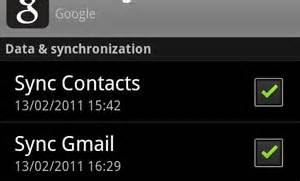 Size Xl Singlet Bayi Usia 9 18 Bulan sync data sync gmail android informasi dan tips