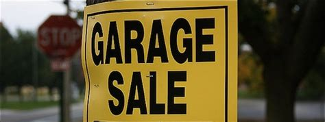 How To Run A Garage Sale by 5 Tips On How To Run A Successful Profitable Garage Sale