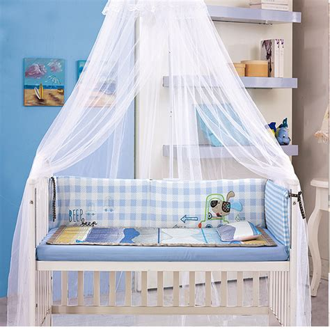 Baby Crib Nets Baby Crib Infant Bed Mosquito Net Big Size Palace Baby Mosquito Net Get Bracket Easy Clean Dust