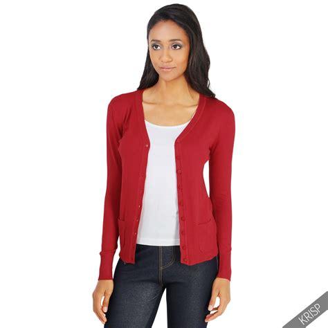 Best Seller Cardigan Abg Soft Blue Ro Cardi Wanita Rajut Spandex Biru 1 womens classic cardigan soft knit button sweater
