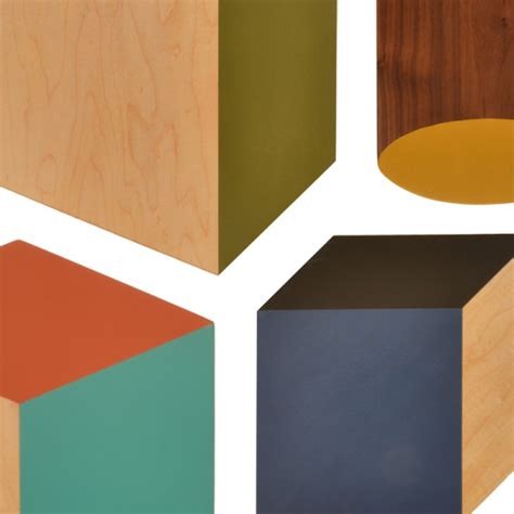 design milk nanette wong visual illusion cutting boards from bower studios design