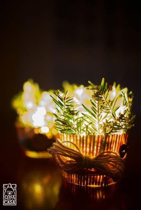 Porta Candele Natalizie Fai Da Te - portacandela natalizio fai da te cosefatteincasa it