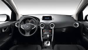 Renault Koleos Interior Renault Koleos Suv Debuts At Beijing Motor Show Raul