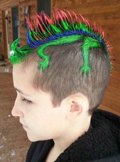 crazy hairstyles for boy age 9 16 best images about fun crazy hair days on pinterest