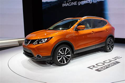 nissan rogue sport 2017 2017 nissan rogue sport picture 701294 car review