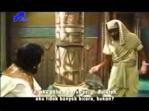 youtube video film nabi musa film nabi yusuf as zulaikha vs yusuf 8 rayuan wanita