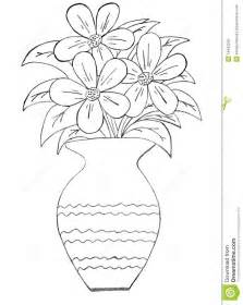 pencil sketches for beginners flower pot drawing of sketch