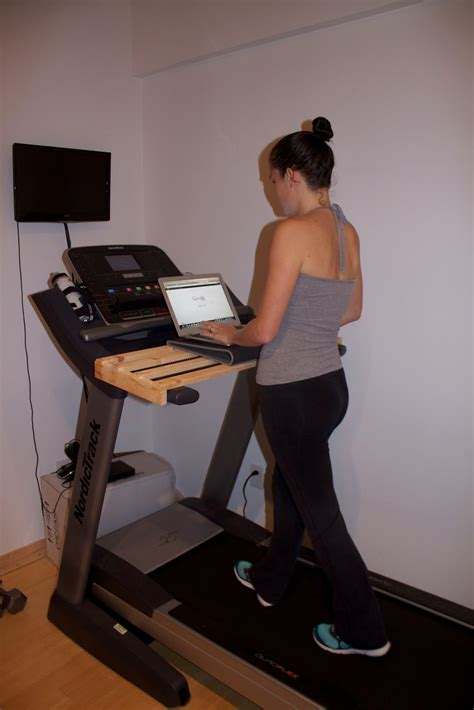Treadmill Desk Diy Diy Treadmill Desk