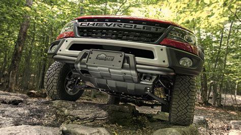 chevrolet colorado zr bison  ultimate midsize pickup truck  drive