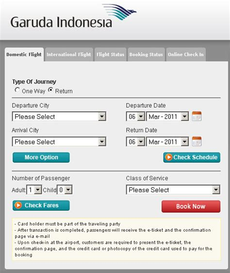 garuda indonesia pesan tiket pesawat garuda indonesia di contoh tiket pesawat citilink images