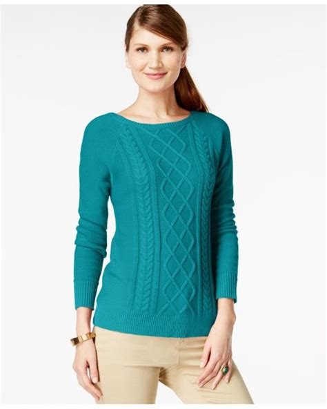 american only products american living only at macy s in teal turquoise lyst