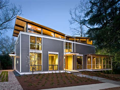 modern energy efficient homes the rainshine house an energy efficient home