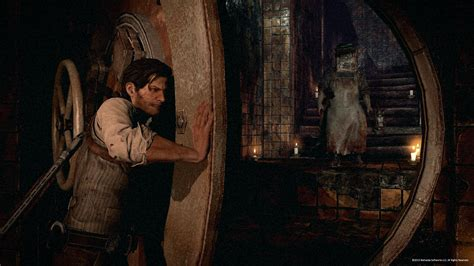 Ps4 Evil Within 1 all four console versions of the evil within land on media create s top 20 chart vg247