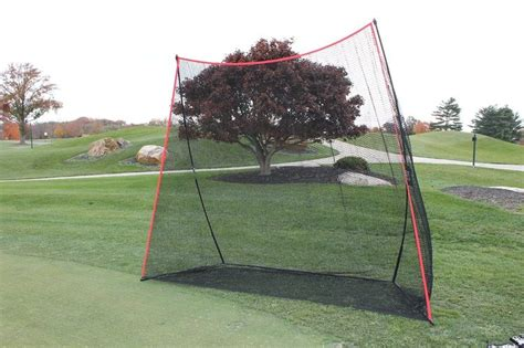 best way to practice golf swing the best golf practice net for fast portable and easy