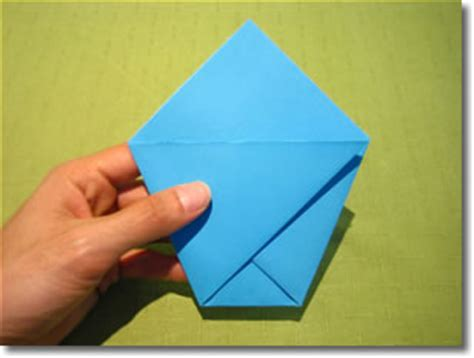 Origami Paper Pouch - how to make gift bags in 30 seconds origami
