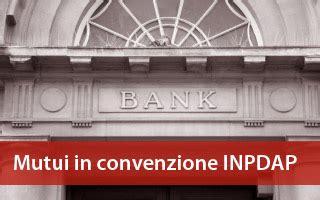 banche convenzionate inpdap mutuo inpdap 2018 regolamento ufficiale e guida