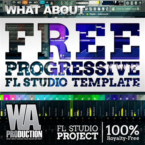 studio templates free what about free progressive fl studio template