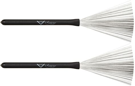 vater vwts standard wire brushes keymusic