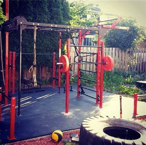 crossfit backyard gym pin by micaiah dennison on gym ideas pinterest gym