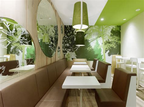 2011 color schemes bold invention design style daily fresh restaurant design displaying bold natural colours