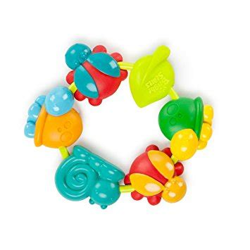 Sale Bright Starts Teether Friends bright starts buggie bites teether raff and friends