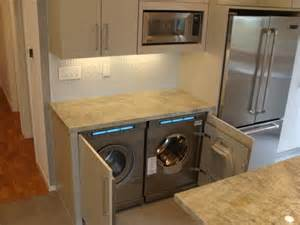 Laundry Room In Kitchen Ideas by Kitchen Laundry