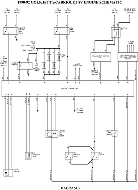 electrical wiring diagram 2003 vw jetta volkswagen