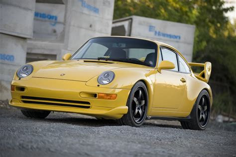 rwb porsche yellow well sorted porsche 993 for sale german cars for sale blog